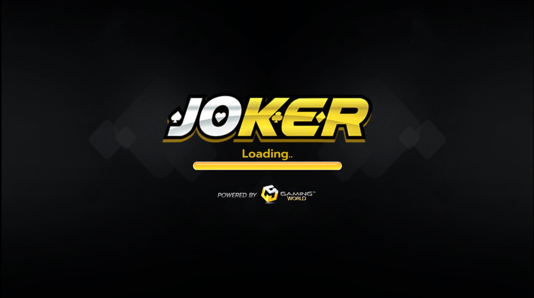 Get accustomed to the user-friendly interface of joker 123